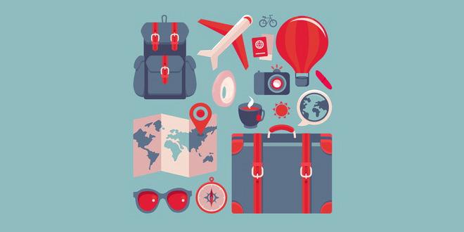 Travel with vibrators