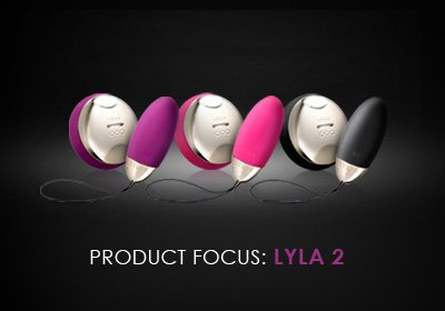 Lyla 2: The Remote-controlled Bullet Vibe