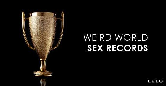 Weird World Sex Records