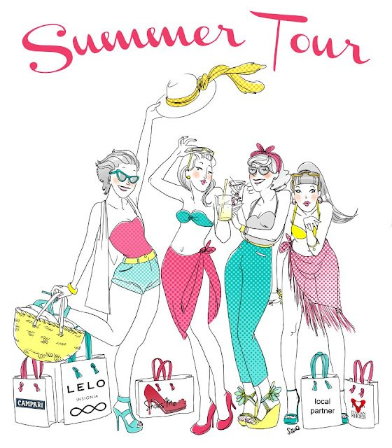 Summer Tour LELO