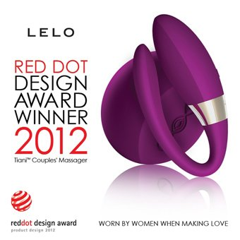 Tiani Red Dot Design Award Winner 2012