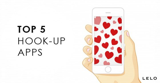 Top 5 Hook-up Apps