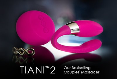 Tiani 2: Our Bestselling Couples' Massager