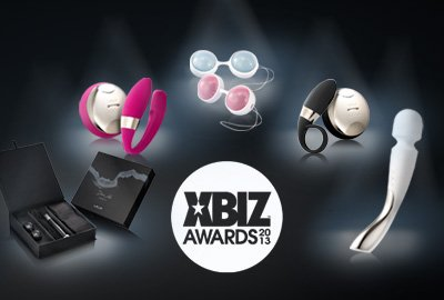 LELO Winner at XBIZ Awards 2013