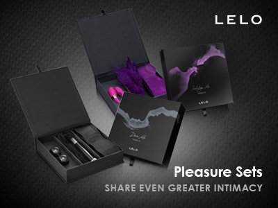 LELO Pleasure Sets - Share Even Greater Intimacy