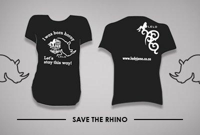 Lady Jane World Rhino Day