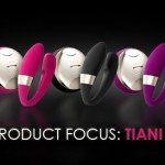 Tiani™ 2: The Sex Toy for Couples