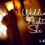 LELO Tips: Wedding Night Sex