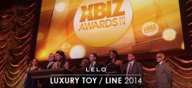 We Won Luxury Toy / Line of the Year at XBIZ Awards 2014!