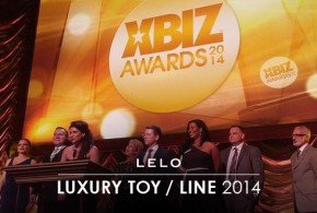 LELO Luxury Toy Line 2014