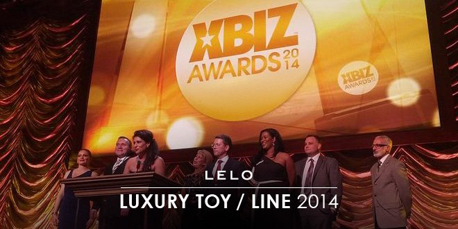 LELO Luxury Toy / Line 2014