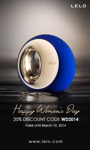 Happy Women's Day from LELO #LELOVEWOMEN