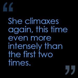 climaxes