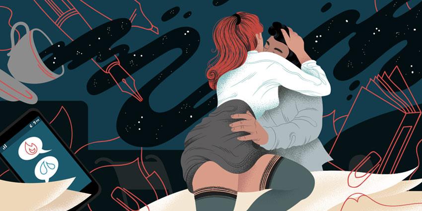 fire escape erotic story
