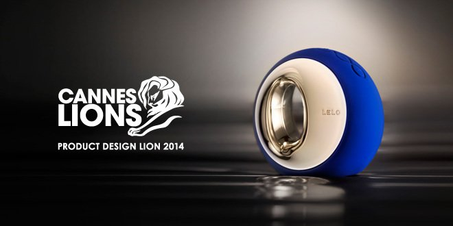 LELO Cannes Lion Award