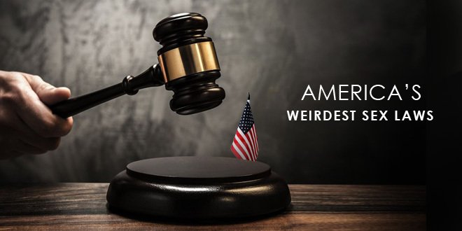 americas weirdest sex laws