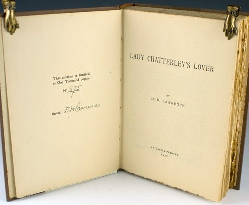 lady chatterlys lover