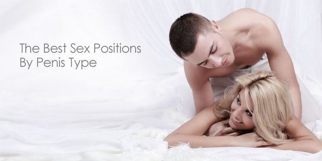 Sex positions for a large penis
