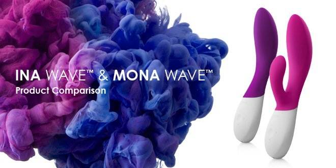 Wave product comparison - INA Wave and MONA Wave