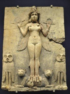 The Burney Relief, 19th - 18th century BC