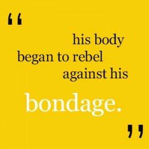 bondage quote