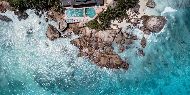 The Seychelles, East Africa