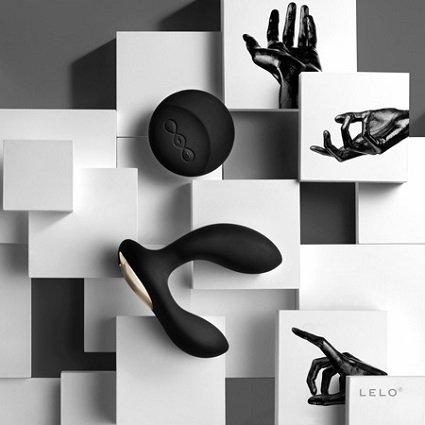 LELO Hugo Black Image