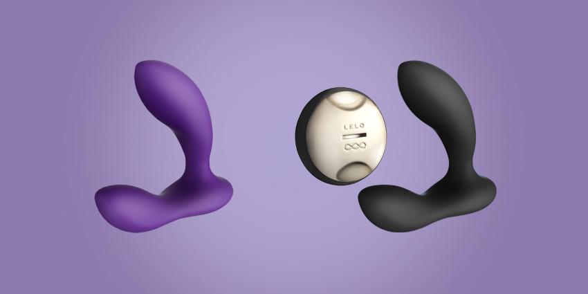 BRUNO and HUGO prostate massagers