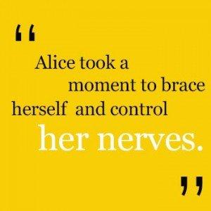 control nerves - erotica
