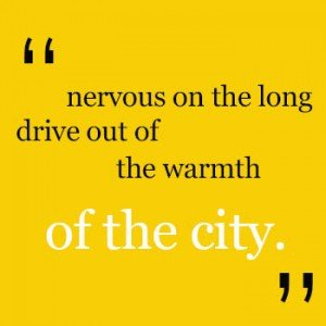 warmth of the city - erotica