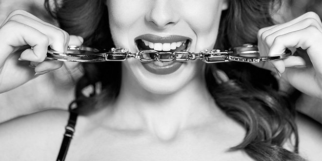 Get Tied Down -The 4 Best Positions for Using Handcuffs