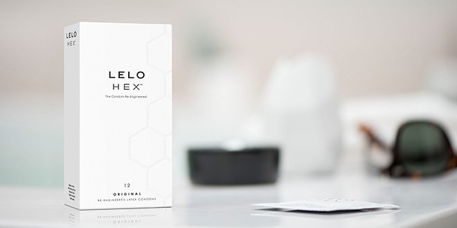 LELO HEX Condom Campaign in Review
