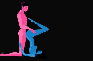LELO Sex Position of the Week - The Inverse Dip