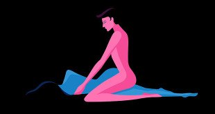 LELO Sex Position of the Week: The Side Straddle