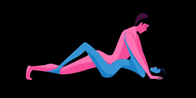 LELO Sex Position of the Week - The Diamond