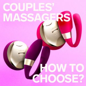 Couples massagers