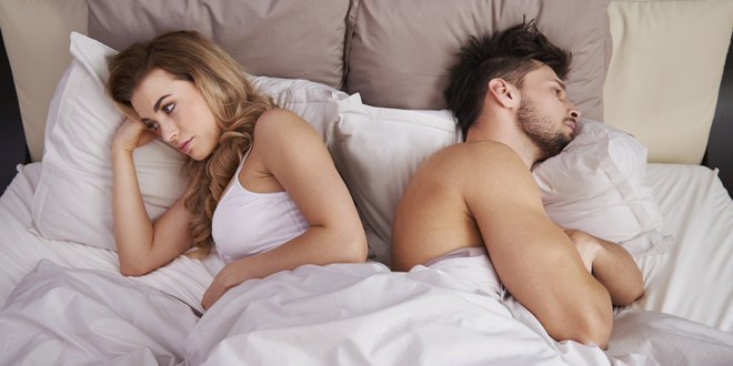 Marital Bed Death