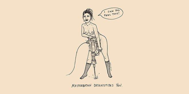 DOES MASTURBATION DESENSITIZE YOU