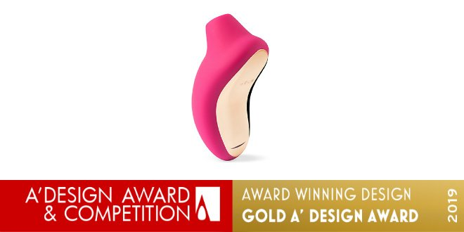 SONA A Design gold award