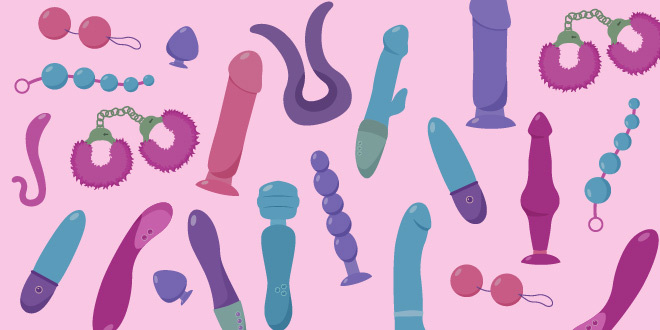 Types of sex toys