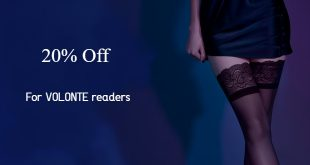 20% off for volonte readers