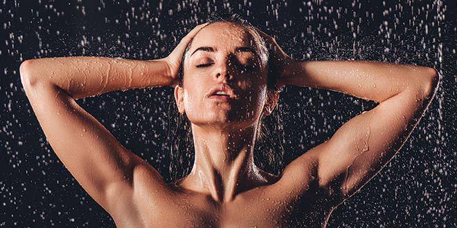 Shower sex toys