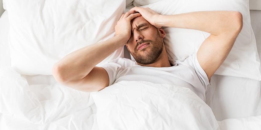 Sickness and masturbating
