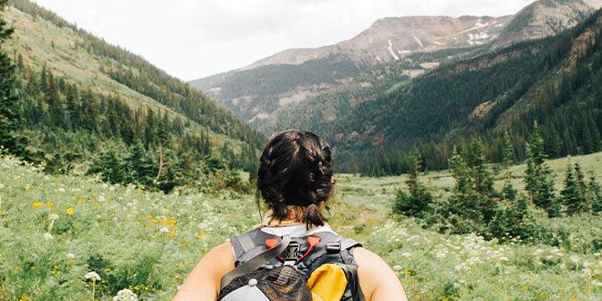 Hiking sex