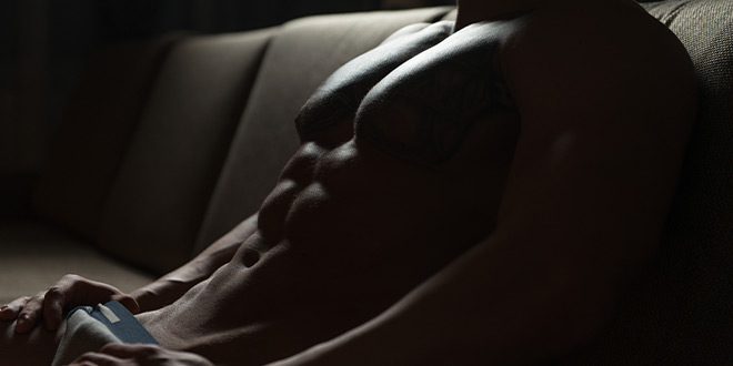 punitive reconcilliation gay erotic story