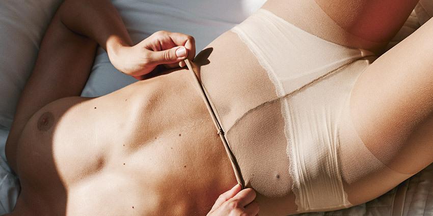 breast bondage