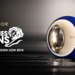 LELO gana el Premio al Mejor Diseño de Producto en el Festival Internacional de Creatividad Cannes Lions 2014