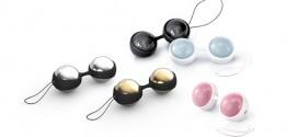 Esferas de placer Bolas chinas LELO Bolas Ben Wa Bolas de geisha