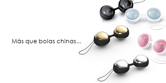 Kegels y bolas chinas