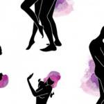 Las mejores posturas sexuales según la forma de pene (hombres de pie)